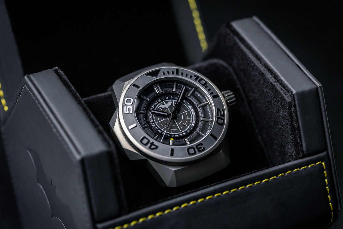 UNDONE Batman Quantum Watch