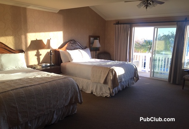 Inn On The Beach double room Cayucos CA