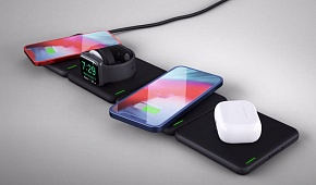 RapidX Modula5 wireless charging system
