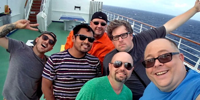 carnival sunshine mancation