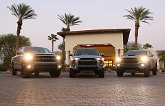 toyota trd pro trucks marriott shadow ridge